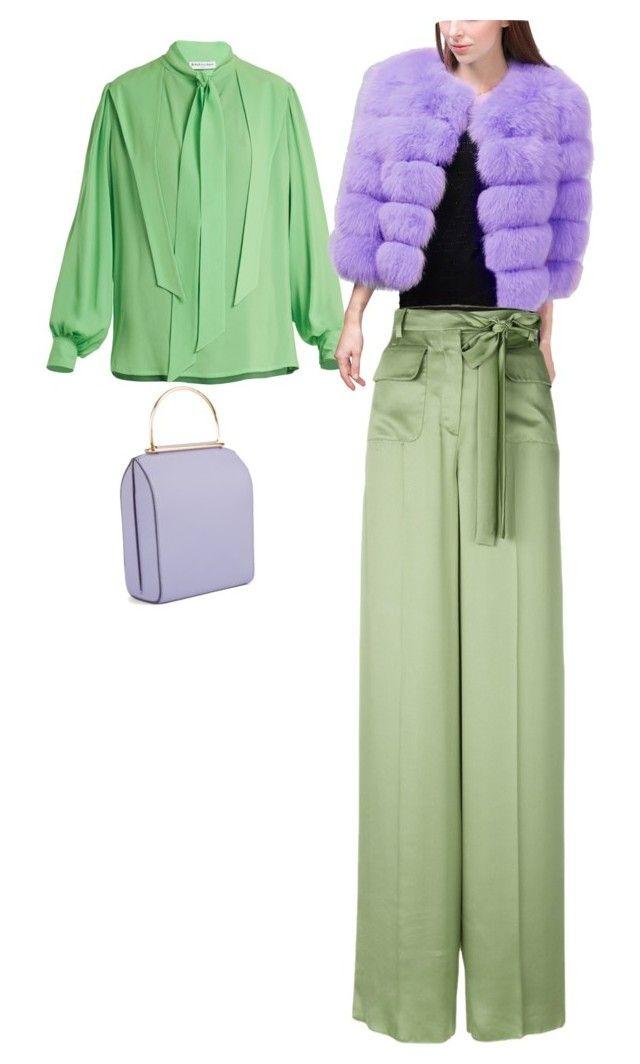 2 by fireflowfor on Polyvore featuring polyvore fashion style Balenciaga Valentino Roksanda clothing