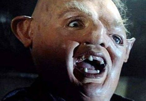 "Here Is The Butt Of Sloth From ""The Goonies"""