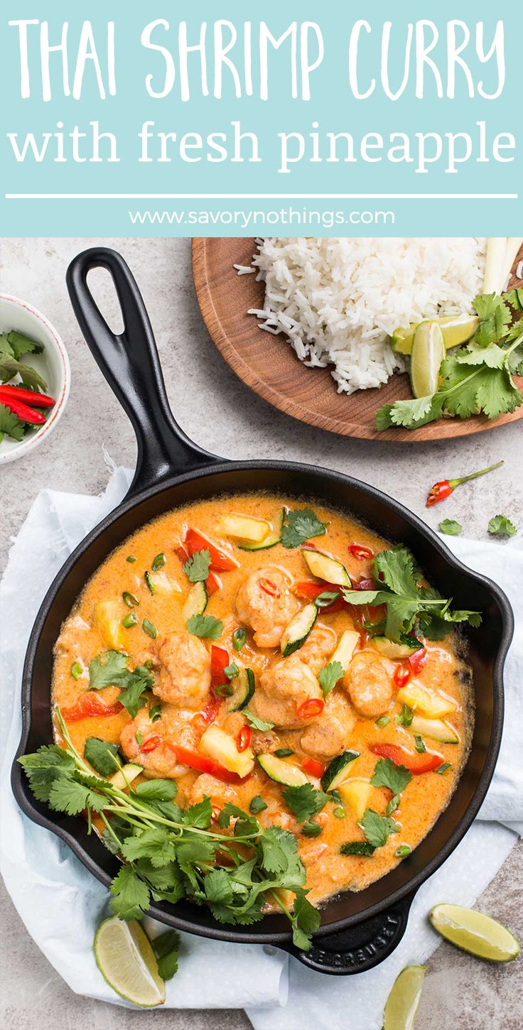 ... world) on Pinterest | Thai red curry, Chicken curry and Potato curry
