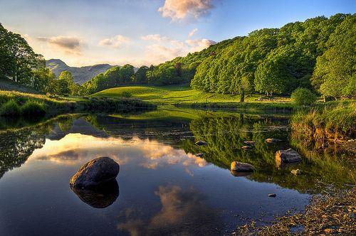 Elterwater, #england