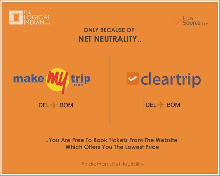 net neutrality in India..... Stop it