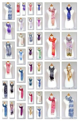 We sell handmade Batik Scarf and Jewelries from Indonesia. All handmade and one of a kind!!