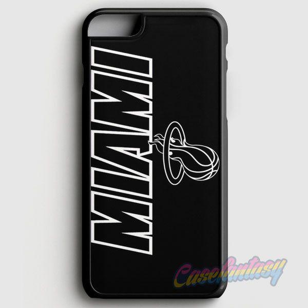 Miami Heat Logo iPhone 6/6S Case | casefantasy