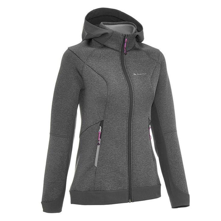 Decathlon veste pluie running femme