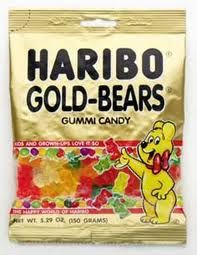 Haribo Coupon for October 2012 Woo Hoo..! Our favorite gummi bear coupon is back….SWEET This Haribo coupon will score you $.30 off any one package (4oz or larger) of Haribo Gummi Bears. Haribo c ...