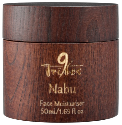 NABU Face Moisturiser for brown and dark brown African and mixed African skin tones with normal to oily skin. $79.00