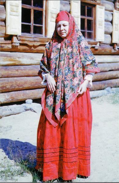Русские народные костюмы кружева