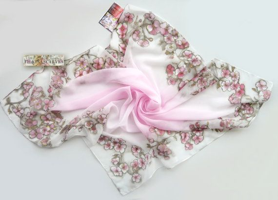 3314 best World of Scarves images on Pinterest | Silk ...