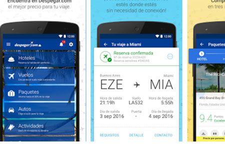 Los mejores datos para buscar vuelos baratos, sitios y agencias de viajes online