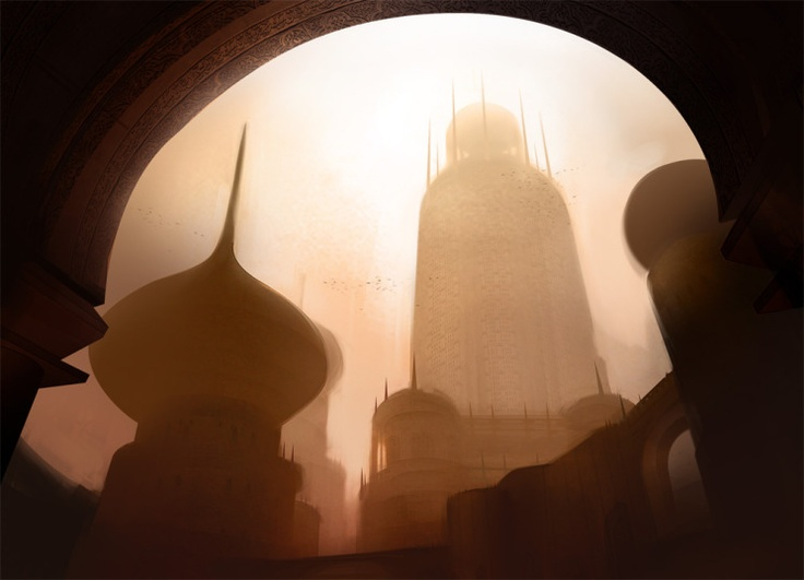 matt kohr - desert city