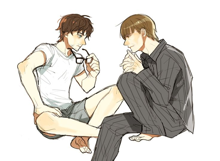 Hannibal: Doctor's care by ~mixed-blessing on deviantART