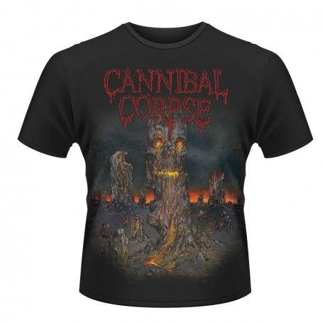 Cannibal Corpse: A Skeletal Domain 3 (tricou)