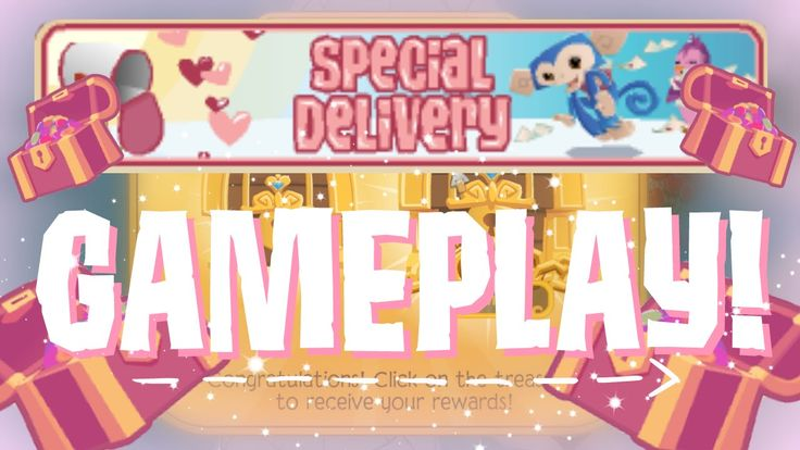ANNOYING FRIENDS + ANIMAL JAM'S SPECIAL DELIVERY ADVENTURE