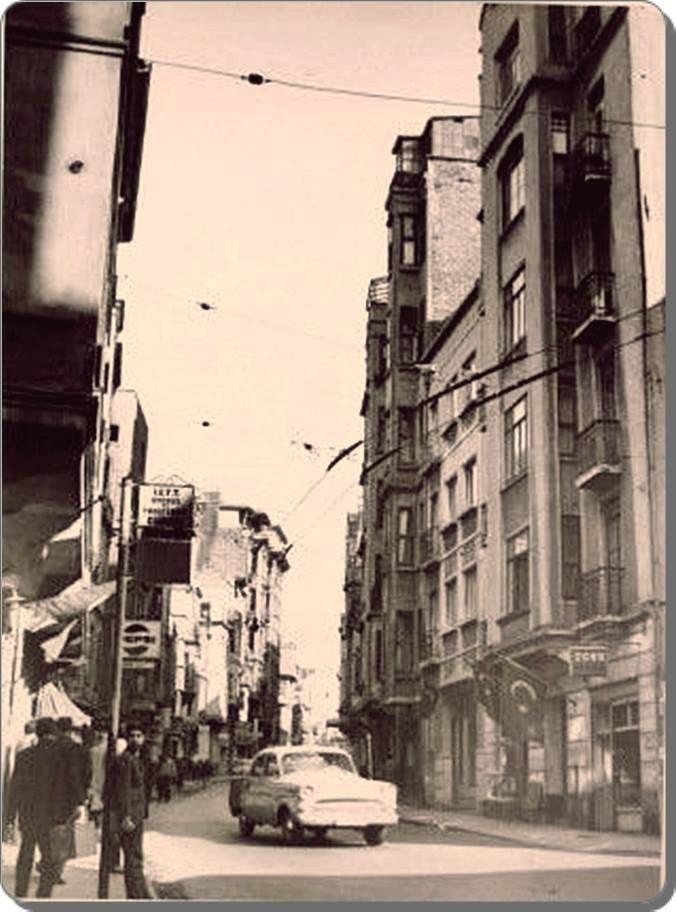 Tarlabaşı - 1970 ler
