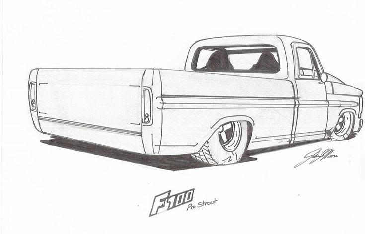 truck drawings 003a jpg  800 u00d7515