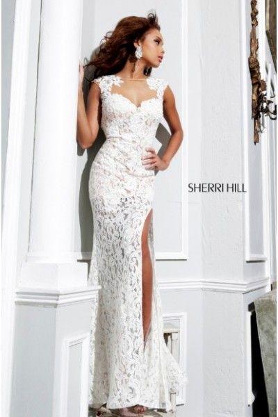 24 besten Sherri Hill Sleeved Dresses Bilder auf Pinterest ...
