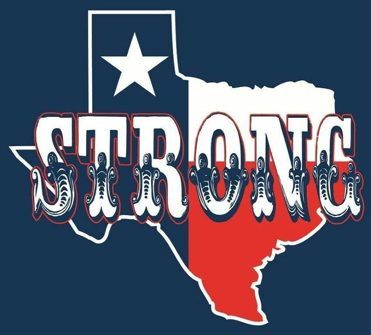 From what Texas just recently experienced we help, please send donations, this is the heart of America, the biggest state of America, and the strongest people live there, we will slap them over come