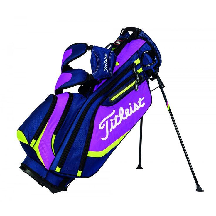 Titleist Lightweight Stand Bag 2016 from Golf & Ski Warehouse