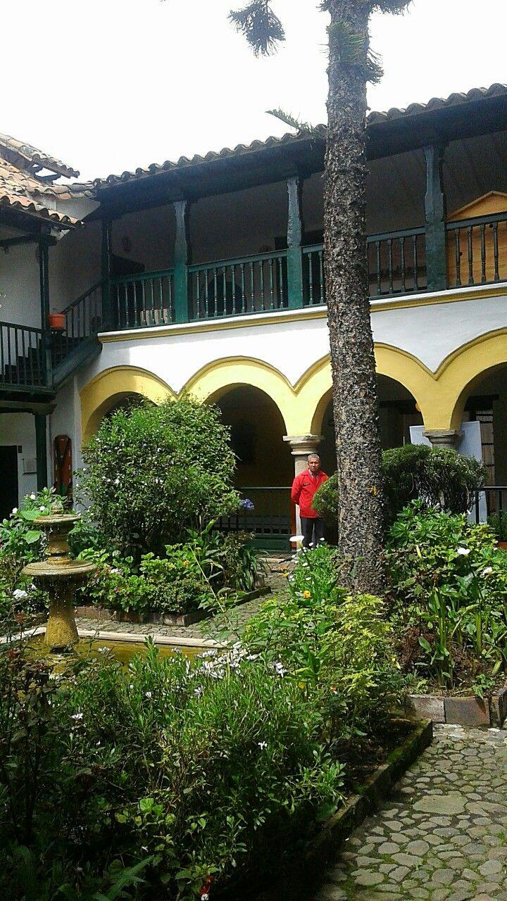 Casa Natal de Don Rufino José Cuervo. Es un sitío de interés histórico en Bogotá, Colombia - La Candelaria