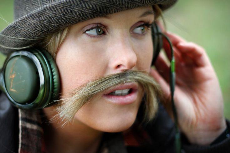 Movember praha  Headphones shooting, Prague - Philips & O´neill headphones - TRAGA
