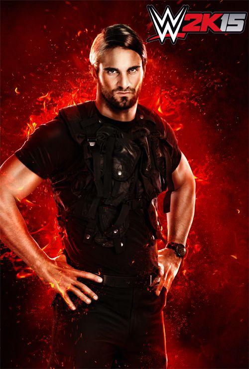Seth Rollins on WWE 2K15