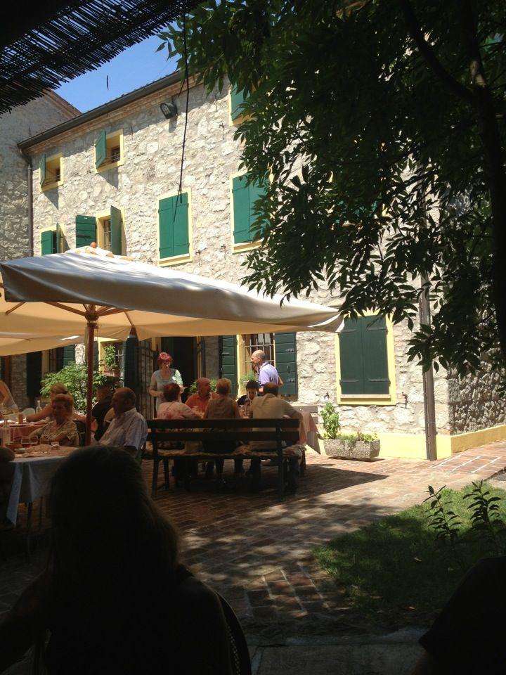 Agriturismo La Buona Terra nel Cervarese Santa Croce, Veneto
