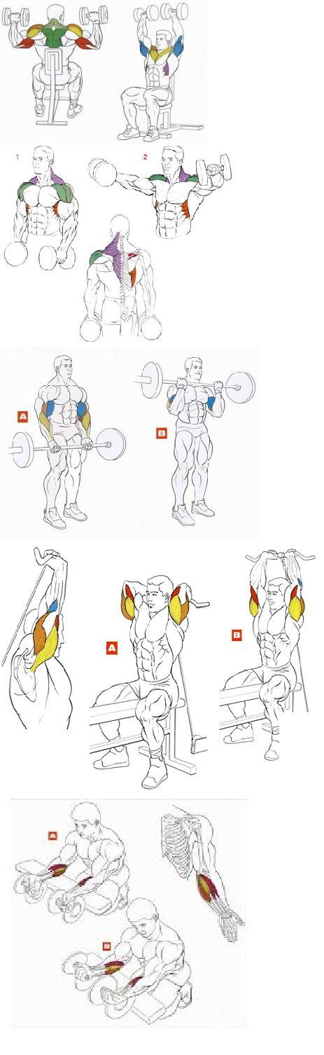 упражнение на руки