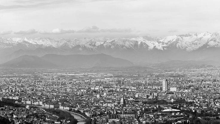 Photograph Torino B&W by Davide Tornese on 500px