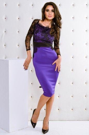 Rochie Dressy Purple
