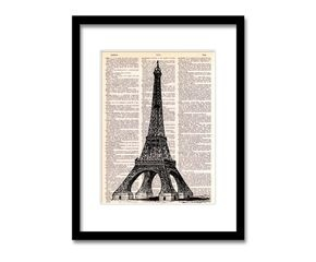 Lámina Torre Eiffel