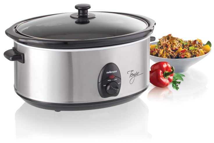tempo supreme slow cooker  http://www.mellerware.co.za/products/tempo-supreme-slow-cooker-27560