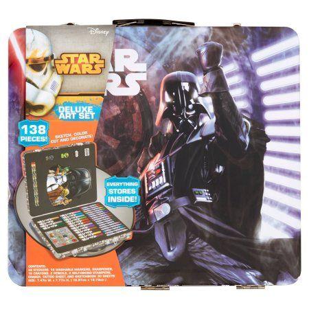 Disney Star Wars Deluxe Art Kit, Assorted