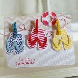 more homemade greeting card etc.