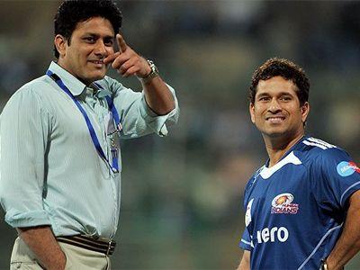 Anil Kumble, Mumbai Indians' new mentor!