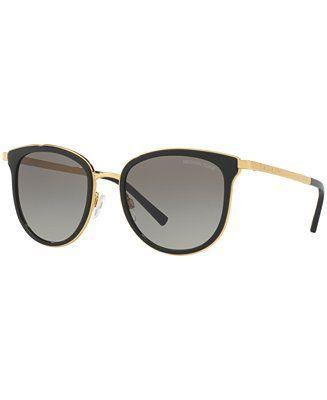 Michael Kors Sunglasses, MK1010 ADRIANNA I - Sunglasses by Sunglass Hut - Handbags & Accessories - Macy's