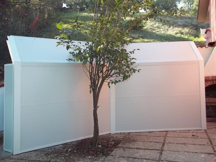 Barriera Acustica per Motori/Refrigeratori