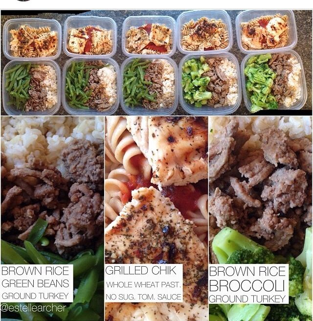 More meal prepping!!
