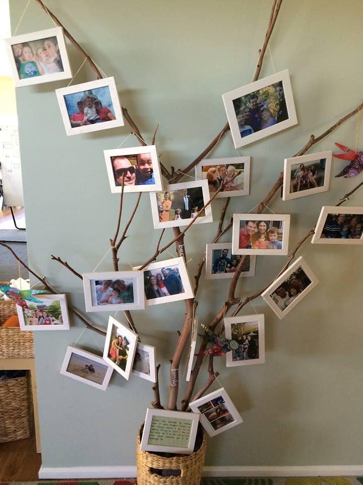 A belonging tree at Oac Cammeray 3 Campus.https://www.facebook.com/OnlyAboutChildren