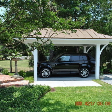 344 best images about garage on pinterest carport for Attractive carport