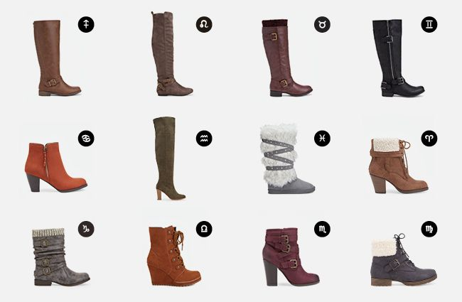 October Horoscopes: The Best Boot/Bootie for You! | The Style Edit - The JustFab Blog