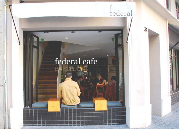 Barcelone // Federal Café