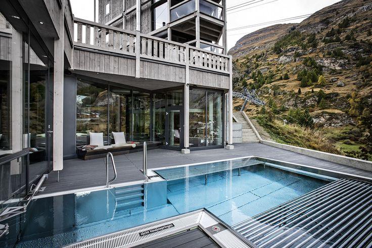 Hotel Matterhorn Focus, Zermatt - 36GRAD - Swissmade SpaCulture