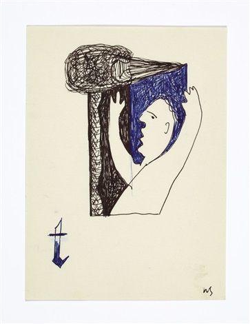 Untitled by Walter Swennen