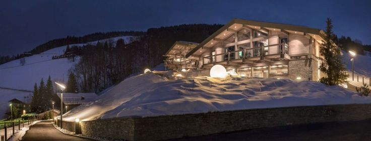 The Perfect Winter Holiday Destination: Chalet Mont Blanc, A Luxury Ski Resort In France