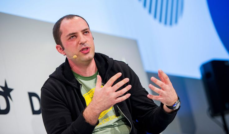 WhatsApp's Founder Goes From Food Stamps to Billionaire