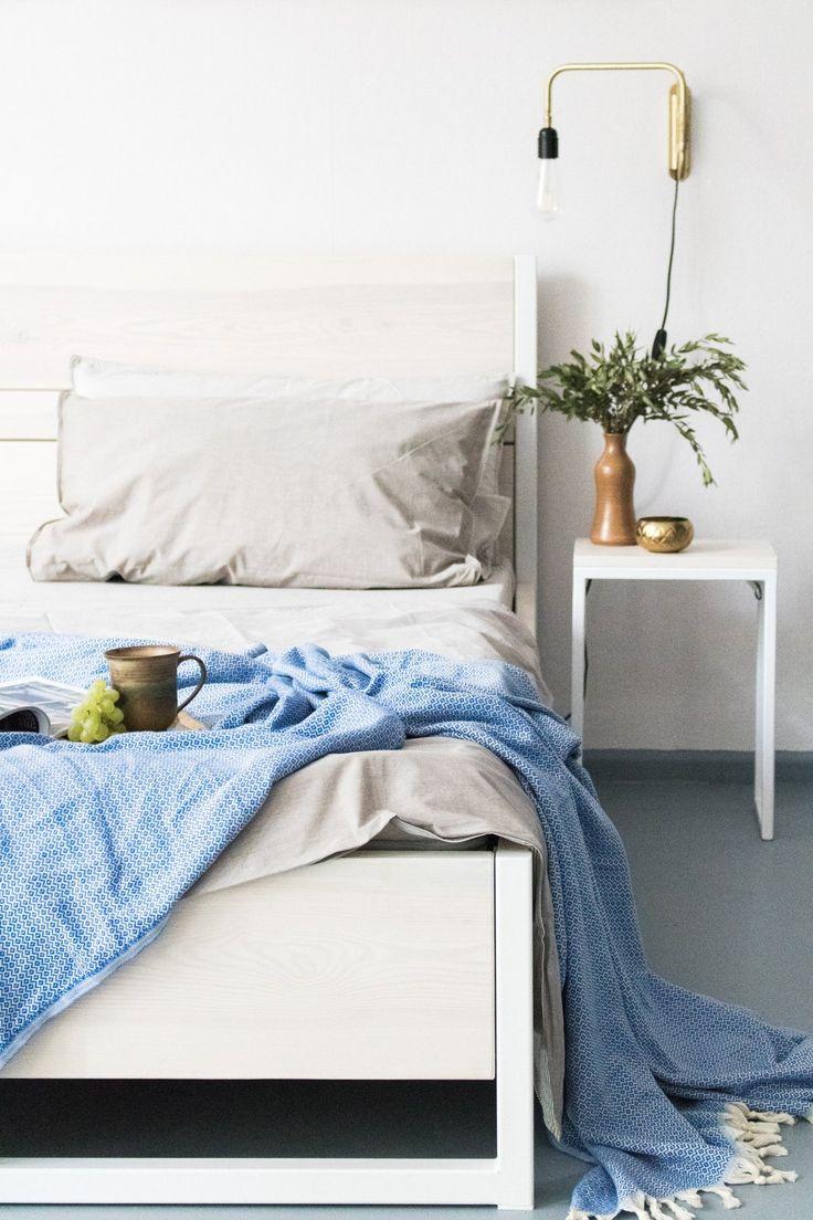 Charmant Tagesdecke Fur Bett 25 Wunderschone Beispiele Ideen ...