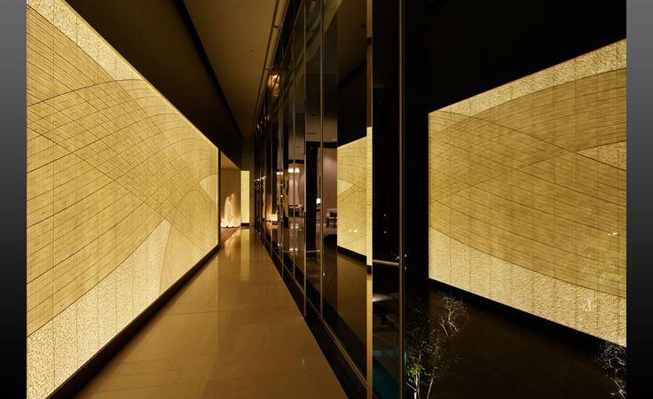 大島オリーブベイホテル BAR YAMABUKI - WORKS|TDO + moonbalance|辻村久信デザイン事務所・株式会社ムーンバランス