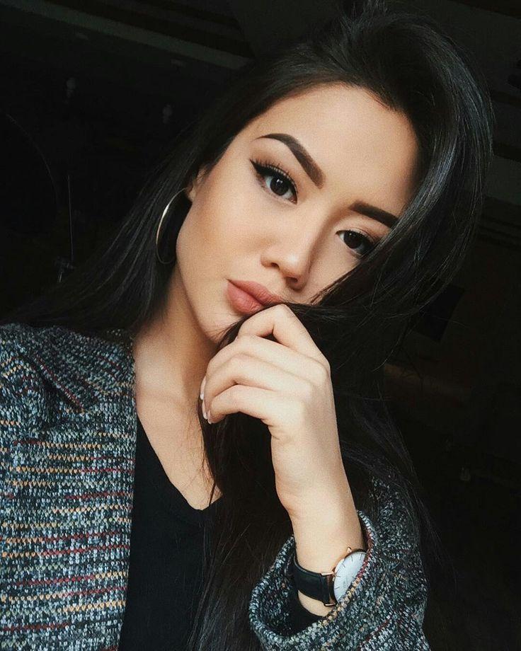 фото киргизский девки очень глубоко