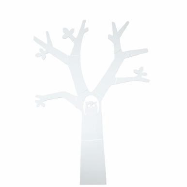 Ob einzeln oder in der fröhlichen Gruppe: Die liebevoll gestalteten Wallnuts-Dekoelemente zum Aufhängen verschönern jedes Kinderzimmer. Aus MDF gesägt und weiß lackiert kommen sie besonders gut auf farbigem Untergrund zur Geltung - ob Tapete, bemalte Wände oder farbige Schranktüren. Verschiedene Motive erhältlich.
