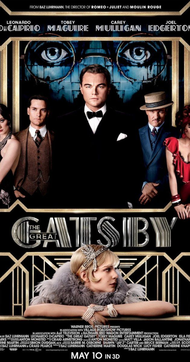 The Great Gatsby (2013) Movies, TV, Celebs, and more...